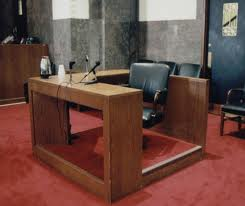 expert witness stand